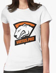 Virtus pro logo Womens Fitted T-Shirt