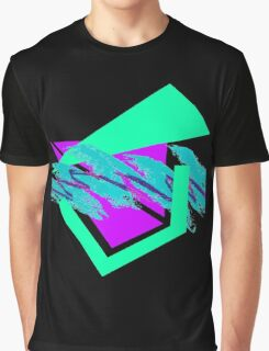 90's abstract vaporwave aesthetics Graphic T-Shirt