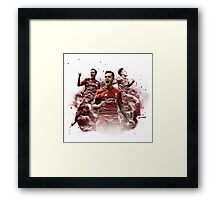 Liverpool FC: Philippe Coutinho Framed Print