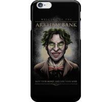 Arkham Bank iPhone Case/Skin
