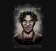 Arkham Bank Unisex T-Shirt