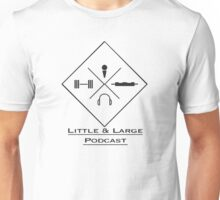 Traditional Little and Large Logo Unisex T-Shirt