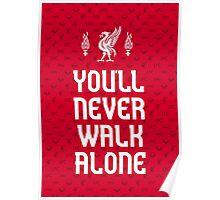 Liverpool FC - YNWA Poster