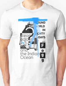 Steamer across the Red Sea and the Indian Ocean Unisex T-Shirt