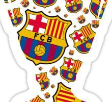 FC Barcelona - Champion League Winners Sticker