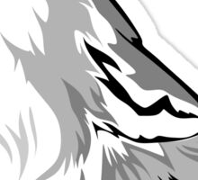 Wolfgirl Sticker