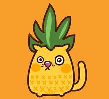 Chananas pineapple cat Unisex T-Shirt