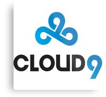 CLOUD 9 LCS NA 2016 Metal Print