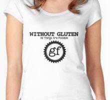 GF Mom Certified Logo Gear  Women's Fitted Scoop T-Shirt