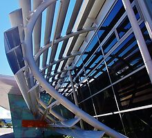 Energy Events Centre - the Front Structure by lezvee