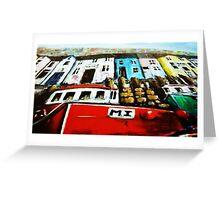 Smugglers Row Zoom 3 Greeting Card