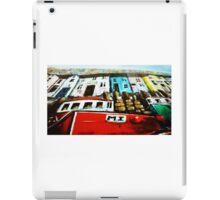 Smugglers Row Zoom 3 iPad Case/Skin