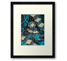 Pandora Hearts Oz  (manga) Framed Print