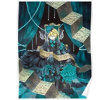 Pandora Hearts Oz  (manga) Poster