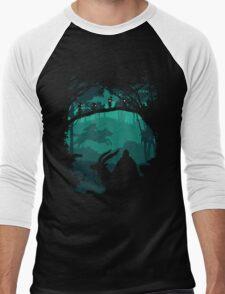 Princess Mononoke - Princess Of Forest Men's Baseball ¾ T-Shirt