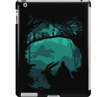 Princess Mononoke - Princess Of Forest iPad Case/Skin