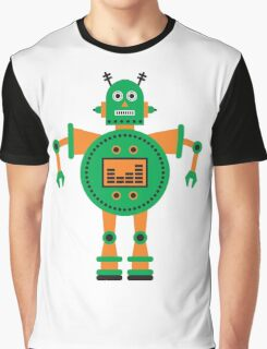 a humanoid 3 Graphic T-Shirt