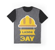 Labor Day Graphic T-Shirt
