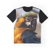 Parakeet Graphic T-Shirt