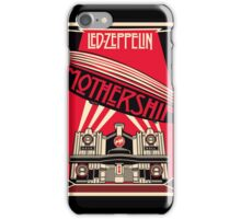 Led zepplin album iPhone Case/Skin