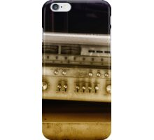 The Old Pioneer  iPhone Case/Skin