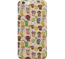 Mupbits iPhone Case/Skin