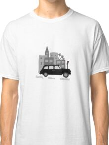 London Taxi Scene Classic T-Shirt