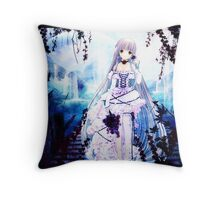 Chobits Chii Throw Pillow
