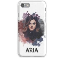 Aria - Pretty Little Liars iPhone Case/Skin
