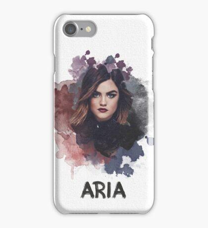 Aria - Pretty Little Liars iPhone Case/Skin
