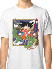 Goku And Shenron Classic T-Shirt