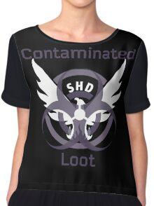 The Division Contaminated Loot Chiffon Top