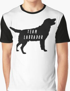 Team Labrador Graphic T-Shirt