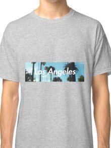 los angeles palm trees Classic T-Shirt