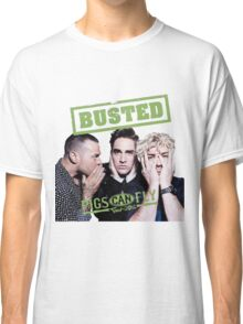 Busted Pigs Can Fly Classic T-Shirt