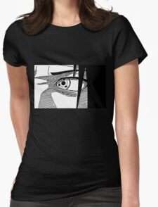 Sharingan Womens Fitted T-Shirt