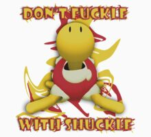 Don't Fuckle With Shuckle Baby Tee