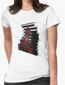 Mr Smooth Womens Fitted T-Shirt