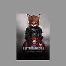 Cattain America by Manolya Jay