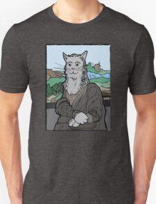 Mona Lisa Catsterpiece T-Shirt