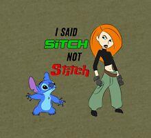 I said SITCH not STITCH  Tri-blend T-Shirt