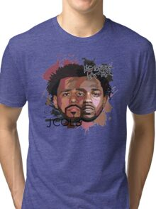 Cole and Kendrick Tri-blend T-Shirt