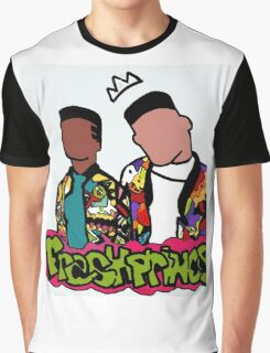 Fresh Prince Reloaded Graphic T-Shirt