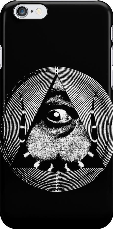 dali's all-dreaming eye by titus toledo
