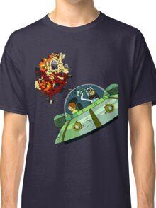 Oricktional Rebel Classic T-Shirt