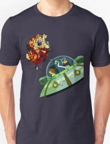 Oricktional Rebel T-Shirt