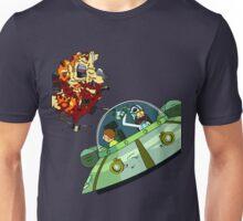 Oricktional Rebel Unisex T-Shirt
