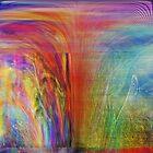 A well of joy by Benedikt Amrhein