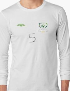 Richard Dunne v. Russia Long Sleeve T-Shirt