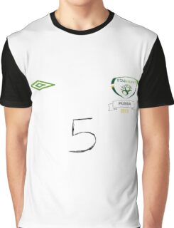 Richard Dunne v. Russia Graphic T-Shirt